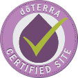 doTERRA Certified Site Seal