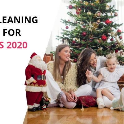 A Home Cleaning Checklist For Christmas 2020